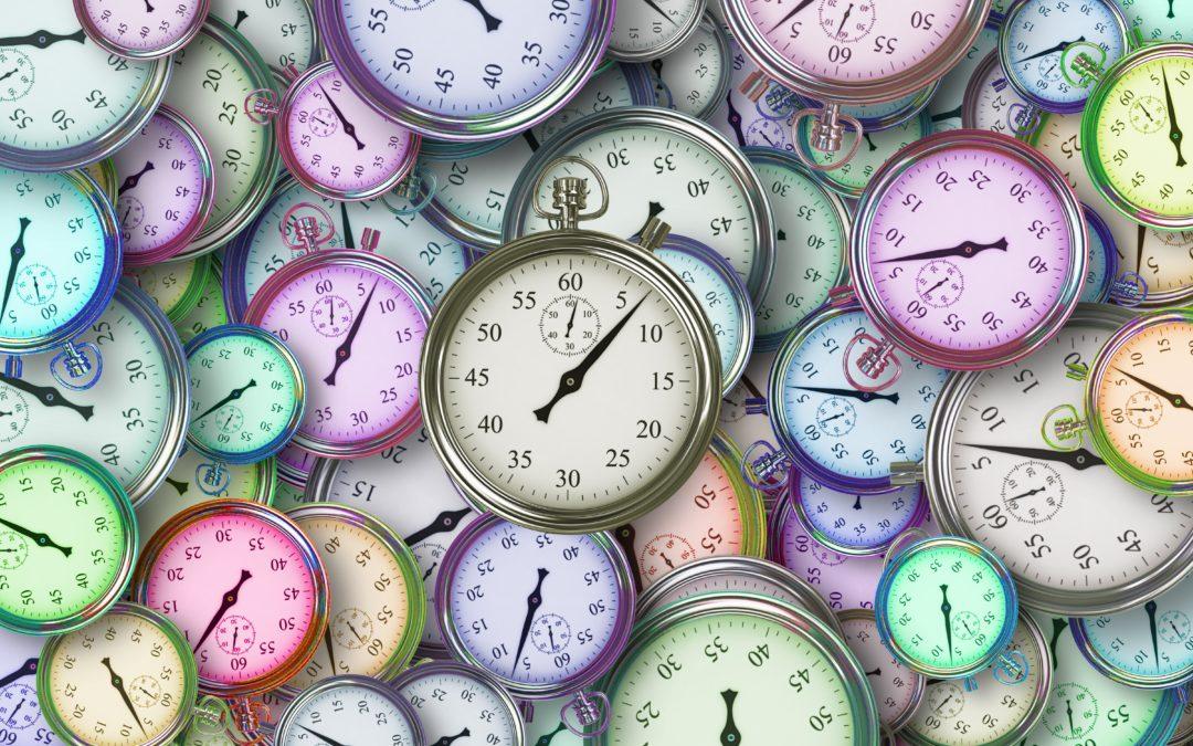 Agenda timing – good idea or not?
